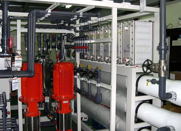 EDI systems using Electropure™ EDI