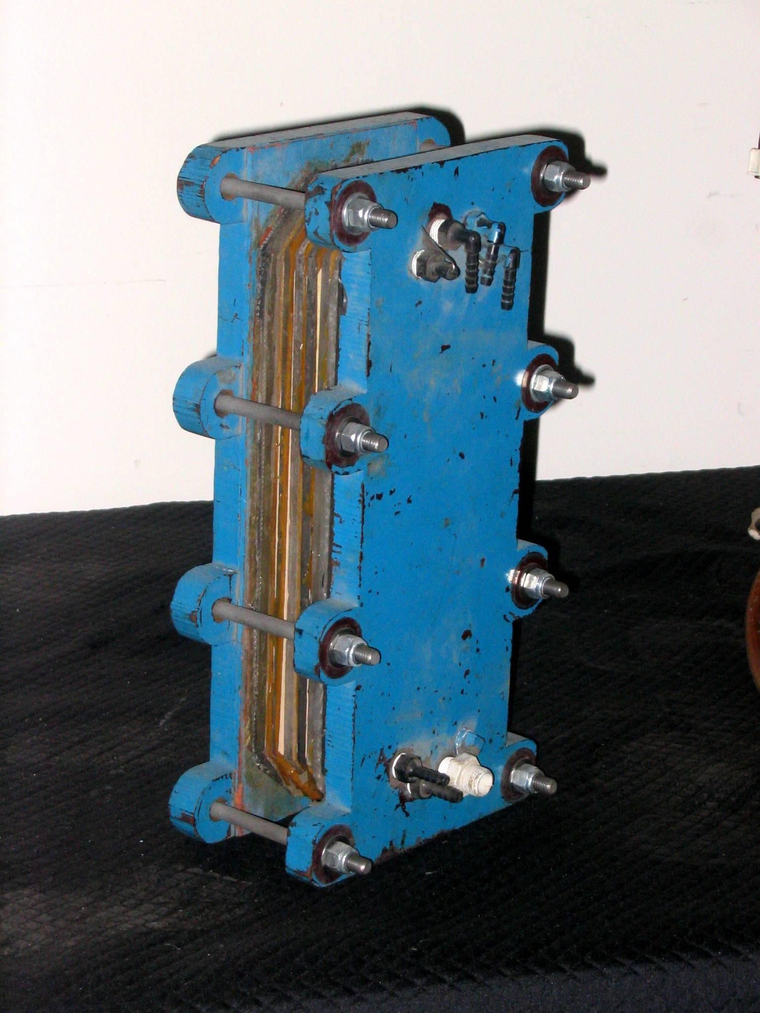 First electrodeionization module 1977